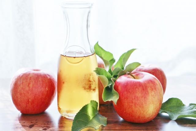 みりんの代用のリンゴジュース